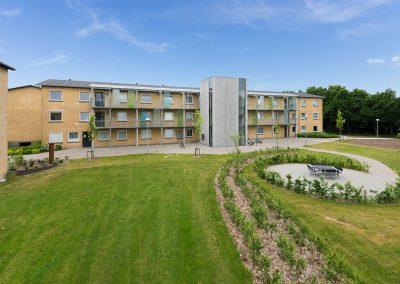 Asagården og Jættegården