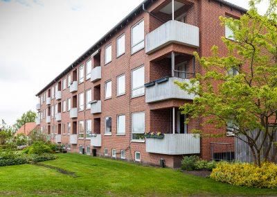 5 boligblokke Silkeborg
