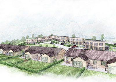 29 boliger i Harlev