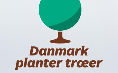 VI STØTTER DANMARK PLANTER TRÆER
