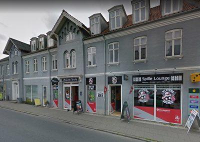 Hostrupsgade Silkeborg